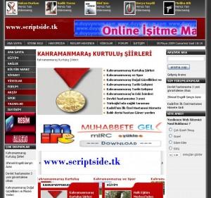 Niziphaber Haber Scripti Demo