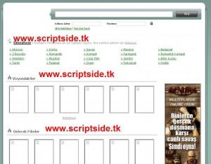 Film Tanıtım Scripti Demo