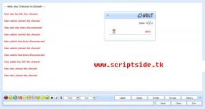Chant Sohbet Scripti Demo