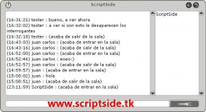 Develooping v1.5 Sohbet Scripti Demo