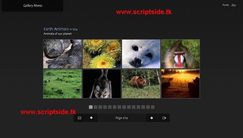 Imagevue v2.8.9 Resim Galerisi Demo