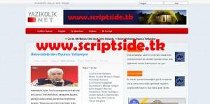 IB Blog Scripti Demo