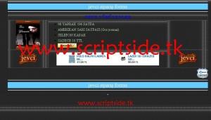 Jevci Sipariş Formu Scripti Demo
