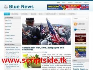 WordPress Haber Sitesi Teması Demo