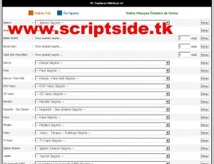 PC Toplama v2.0 Scripti Görseli