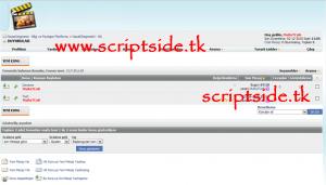 vBulletin 3.8.x Film Teması Demo