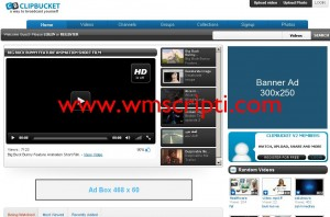ClipBucket v2.6 Video Scripti Demo
