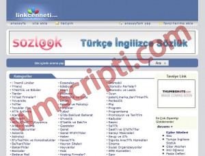 Linkcenneti Toplist Scripti ve Seo Demo