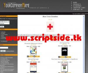 Comersus v8.0 Alışveriş Scripti Demo