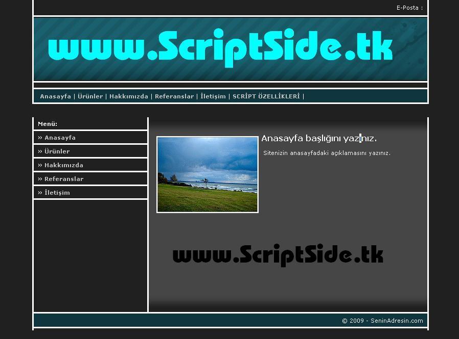 Ürün Tanıtım Scripti Demo