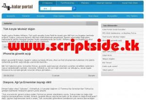 Kalar Portal v1.1 Portal Scripti Demo