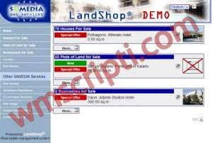 LandShop v0.9.2 Emlak Scripti Demo