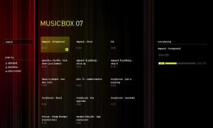 MusicBox v1.0 MP3 Dinleme Scripti Görseli