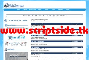 Muzica Noua MP3 Scripti Demo