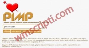 PIMP Online Müzik Arama Scripti Demo