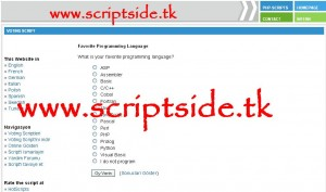 Stadvoting v1.9.1 Anket Scripti Demo