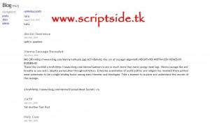 Kure v0.7.1 Blog Scripti Demo