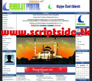 AybulutPortal Edessa v1.5 Portal Scripti Görseli