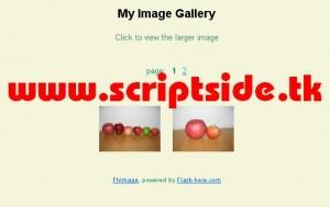 FhImage v1.2.1 Resim Galerisi Scripti Demo