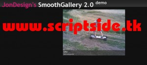 SmoothGallery Resim Galerisi Scripti Demo
