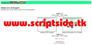 ezOnlineGallery v1.3.4 Resim Galerisi Scripti Demo
