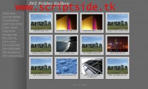 JV2 v3.0.3 Resim Galerisi Scripti Demo