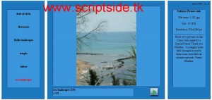 Anto Web Gallery v1.3  Resim Galerisi Scripti Demo