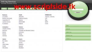 phpWebyDirectory Toplist Scripti Demo