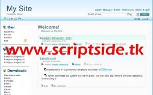Diferior Torrent Paylaşım Scripti Demo