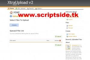 XtraUpload v2.0 Dosya Upload Scripti Demo