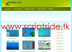Karya v1.0 Oyun Scripti Demo