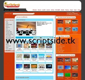 OyunKralı Flash Oyun Scripti Demo