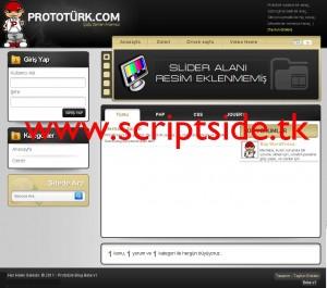 Prototurk WordPress Teması Demo