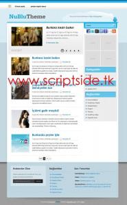 Nublu WordPress Teması Demo