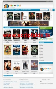 Keremiya v1.0 WordPress Film ve Dizi Teması Demo