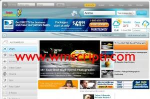 Web Portal WordPress Teması Görseli
