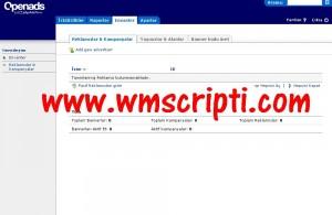 Openads v2.0.11-pr1 Reklam Yönetim Scripti Demo