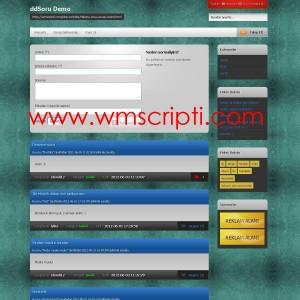 ddSoru v1.0b2 Kişisel Soru-Cevap Scripti Demo