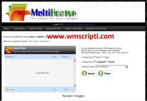 Mihalism Multi Host v5.0.4 Dosya Upload Scripti Görseli