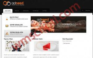 Adneed v1.0 Reklam Yönetim Scripti Demo