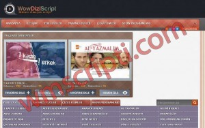 Wow v1.0 Dizi Scripti Demo