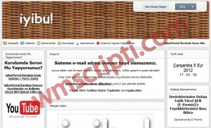 iyibuPortal v2013b Portal Scripti Demo