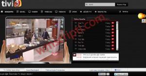 Canli TV İzleme Scripti Demo