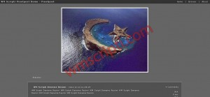 Pixelpost v1.7.3 Resim Galerisi Scripti Demo
