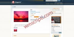 Magento v1.7.0.2 Online Alışveriş Scripti Görseli