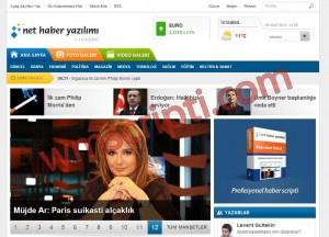 Net Haber v1.0 Haber Scripti Demo