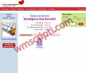 IstanbulNET v1.0 Arkadaşlık Scripti Görseli