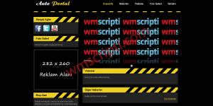 Auto Portal Scripti Demo