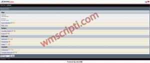 JohnCMS v4.5.1 İçerik Yönetim Scripti Görseli