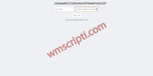 Kent MD5 ve SHA1 Şifreleme Scripti Görseli